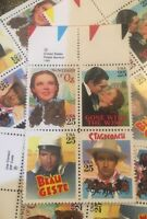 20 Classic Movie And Actor Stamps To Dress Up Your Mail..great for a movie buff