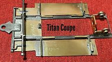 """NEW RETRO IRRA Slot CAR GT COUPE Chassis ,   """"THE TITAN """" by JERSEY JOHN"""