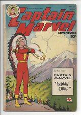 CAPTAIN MARVEL ADVENTURES #83 Solid VG, (1948) Complete, No Restoration
