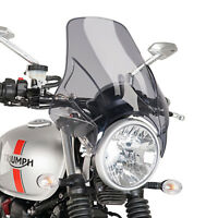 PUIG SCREEN PLUS DUCATI GT1000 06-10 LIGHT SMOKE