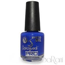 Vernis À Ongles Effet Gel PRO 254C Poli Bleu Électrique Dolci Sguardi Nail Art