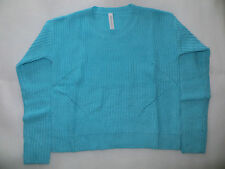 Diamond Knit Boxy Sweater for women/girls ~ size S/P ~ NEW ~