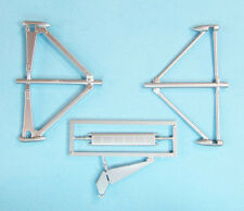 SE.5a Wolseley Viper Landing Gear (Edu) For 1/48th Eduard SAC 48333