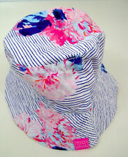 Joules Mirabelle Lolly Ditsy Foldaway Girls Sun Hat SALE 35/% OFF