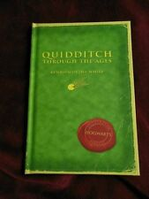 J.K. Rowling - QUIDDITCH THROUGH THE AGES - hardcover