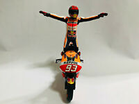 1:12 Conversion Minichamps Figure Figurine Marc Marquez 2015 No Rossi NEW