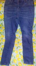 Vineyard Vines Girls Blue Jean Pants Whales  Sz 8 🐳🐋