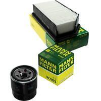 MANN-Filter Set Ölfilter Luftfilter Inspektionspaket MOL-9694694