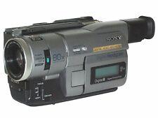 Sony Handycam DCR-TRV110E Digital8 Camcorder - Video8 Hi8 kompatibel