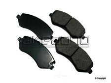 Disc Brake Pad Set fits 2002-2007 Jeep Liberty  WD EXPRESS
