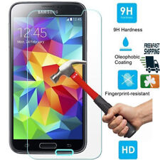Premium Quality Tempered Glass Screen Protector Film For Samsung Galaxy S5