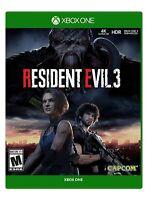 Resident Evil 3 Standard Edition (Microsoft Xbox One, 2020)