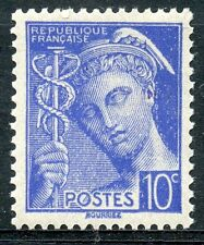 STAMP / TIMBRE DE FRANCE NEUF LUXE N° 407 ** TYPE MERCURE