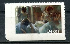 STAMP / TIMBRE FRANCE  N° 3873 ** ART PEINTURE / EDGAR DEGAS / ADHESF