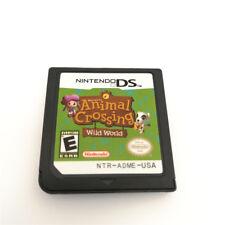 Animal Crossing Wild World Spiele für Nintendo 3DS/NDS/NDSI/NDSL Game Cartridge