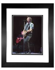 Bruce Springsteen -  003  8X10  PHOTO FRAMED TO11X14