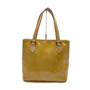 Louis Vuitton LV Tote Bag M91121 Houston Yellows Vernis 1534464