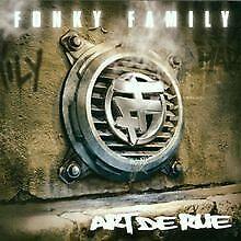Art de Rue de Fonky Family   CD   état acceptable