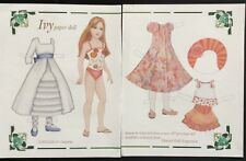 Ivy Paper Doll by Kish & Co., Mag. Pd. 2012