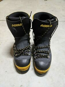 Asolo Mountaineering Boots mens climbing boots size UK11