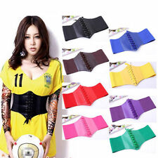 Unbranded Leather Wide Belts for Women