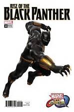 RISE OF BLACK PANTHER #4 (OF 6) GAME IMAGE VARIANT LEG MARVEL COMICS EB04