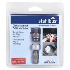 """Stahlbus drain valve oil 1/2"""" - 20unfx12mm waterproof sea"""