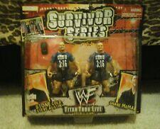 WWE WWF ERROR 1999 SURVIVOR SERIES FIGURE SHANE MCMAHON STONE COLD STEVE AUSTIN!