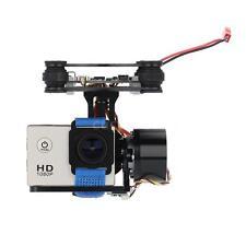 Drone CNC FPV BGC 2 Axis Brushless Gimbal +Controller f GoPro 3 Camera DJI P5X6