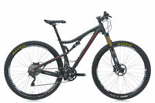 2013 Santa Cruz Tallboy Mountain Bike Medium 17.5in Carbon Shimano Fox 29""