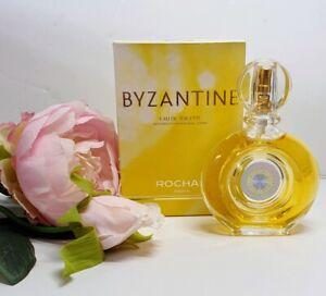 NEW & BOXED ROCHAS BYZANTINE 25 ML EDT SPRAY, VINTAGE