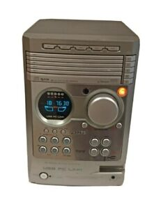 Philips MCM530/37 Micro Hi-Fi Stereo System 5 CD Changer USB PC Link Tested