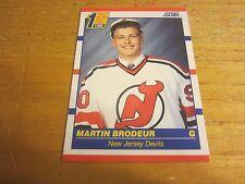 Martin Brodeur 1990-91 Score #439 ROOKIE Trading Card NHL Hockey Devils