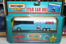 Matchbox 1999 Star Car Bus Collection JAWS THE MOVIE