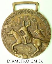 161) Medaglia Campagne d'Africa Gruppo Squadroni Indigeni dell'Eritrea