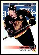 1994-95 O-Pee-Chee Premier Special Effects Trevor Linden #75