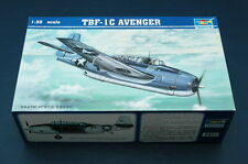 Trumpeter 02233 1/32 TBF-1C Avenger