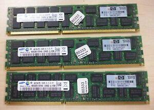 Samsung DDR3 RAM 4GB 2Rx4 PC3-10600R-09-10-E1-P1 M393B5170FH0-CH9Q5 Cheap post