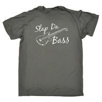 Music Band T-Shirt Funny Novelty Mens tee TShirt - Slap Da Bass