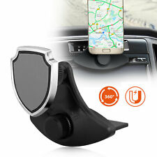 Universal 360° Rotating Magnetic Cd Slot Car Mount Holder Stand For Cell Phone