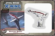 Star Wars: X-Wing - Resistance Bomber Ex [New Games] Table Top Game