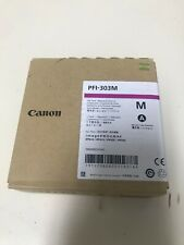 Genuine Canon PFI-310M MAGENTA Ink Cartridge iPF810 iPF815 iPF820 iPF825 05/2019