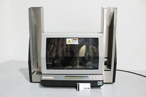 NBS ImageMaster D40 Professional Dual Sided ID Card Printer w/Encoder LOW COUNT!