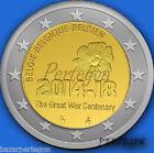BELGICA 2 EUROS CONMEMORATIVA 2005 2006 2011 2012 2013 2014 Gedenkmünzen ATOMIUM