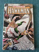 Hawkman TPB By Gardner Fox and Joe Kubert [1989,DC]