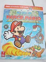 Super Mario Paper Wii guide Prima Guide