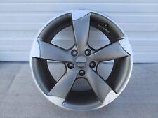"2009-2013 Audi A3 18"" OEM Wheel Rim 09 10 11 12 13 grey"