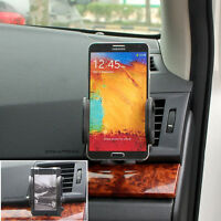 Universal Car Dash Air Vent Clip-On Mount Holder For Samsung Galaxy Note 8/5/4/3
