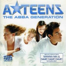 The a-Teens : Abba Generation Pop 1 Disc Cd