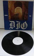 Dio Heaven & Hell LP Vinyl Record Very Rare